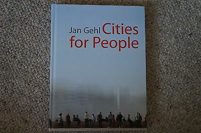 Cities for People by Jan Gehl (Hardback, 2010)
