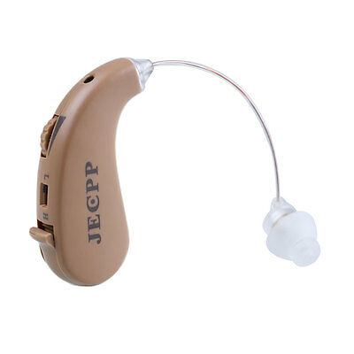 New Mini Adjustable Touching Tone Ear Digital Hearing Aid Sound Amplifier Hot