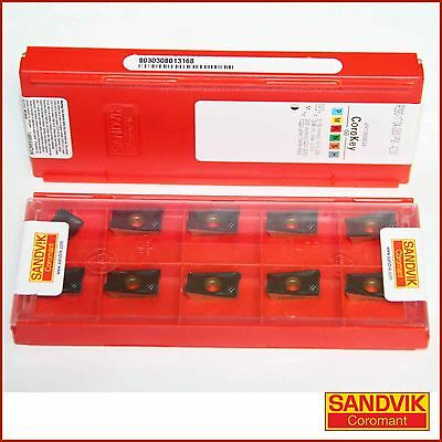 ** Sale ** R390 170408M-Pm 4230 Sandvik *** 10 Inserts *** 1 Factory Pack