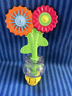 Evenflo 1-2-3 Tea for Me Exersaucer Flower Pot Toy Replacement Part