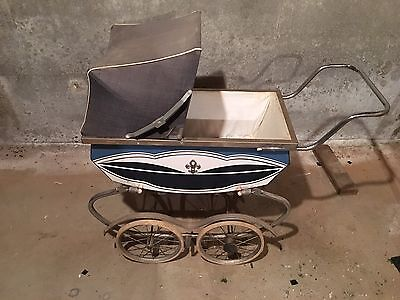 Vintage Doll Carriage -1960s