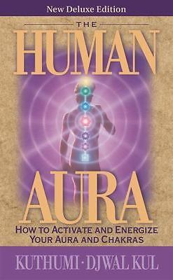 The Human Aura - paperback book, like-new, deluxe edition
