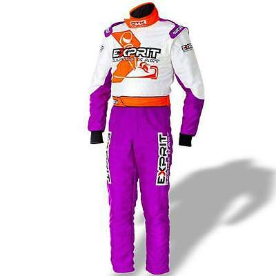 Exprit  Kart Racing Suit Collection Bags International