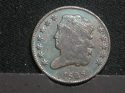 1828 Half Cent  - Another $1 sale!                                           [7]