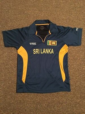 sri lanka cricket shirt