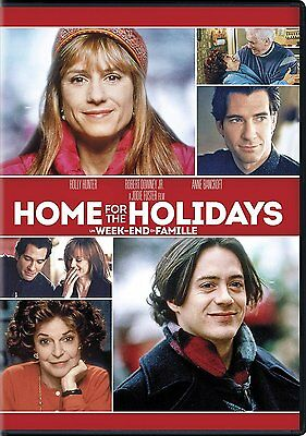 Home For The Holidays (H. Hunter, R. Downey Jr) ✨✨✨New Dvd✨✨✨