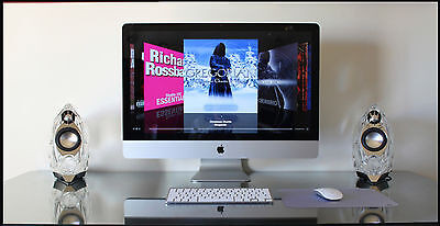 *JACKPOT* Apple iMac 27 3.4Ghz CORE-i7 RAM-16GB HD-3TB VRAM-2GB MAJOR UPGRADES