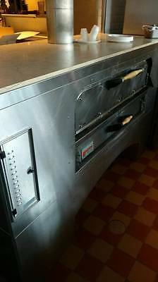 2012 Marsal & Sons  Pizza Oven (natural Gas) model # mb260