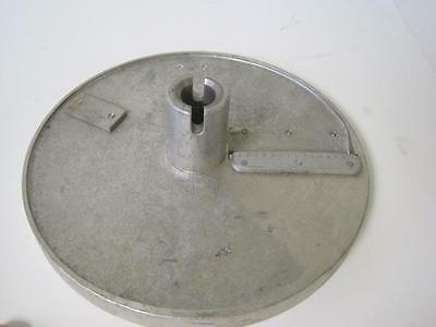 Commercial Robot Coupe Parts Disc R4 R462 5Mm Slicing Julienne Plate Great Shape