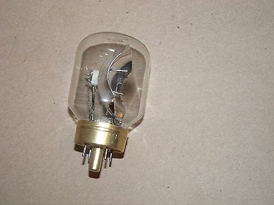 GE DJL 150W 120V Projector Lamp Bell & Howell Auto Load 8mm & Other Projectors