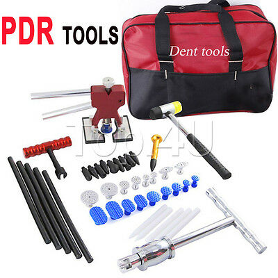 Car body Dent Puller Lifter Paintless Dent Repair Kit Hail Removal Slide Tap