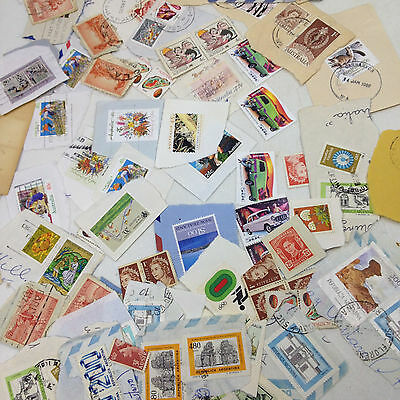 Lot of Vintage Postage Stamps