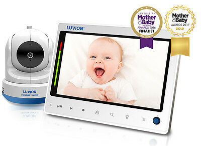 Luvion Prestige Touch2 Digital Video Baby Monitor