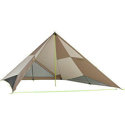 Kelty Mirada Tarp - Cool Grey/Apple Green Outdoor Accessorie NEW