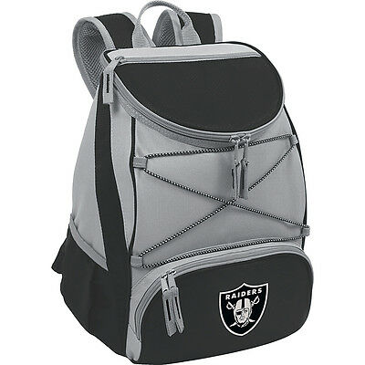 Picnic Time Oakland Raiders PTX Cooler - Oakland Outdoor Cooler NEW