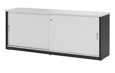 OFFICE BUFFET or CREDENZA 1500L Business Office Furniture office storage units