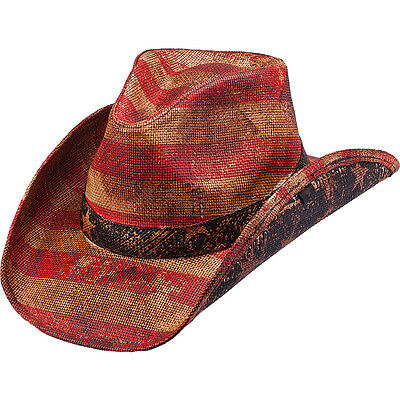 Peter Grimm Patriot Drifter Hat - One Size - Tea Hats/Gloves/Scarve NEW