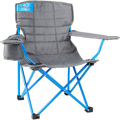 Kelty Kids Chair - Smoke/Paradise Blue Outdoor Accessorie NEW
