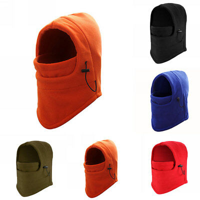Men's Winter Warm Full Face Cover Ski Mask Beanie Hat Balaclava Windproof