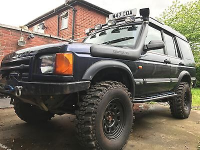 Land Rover Discovery 2 Td5 Off Road 4X4 Spares or Repair