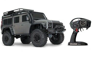 Traxxas TRX-4 Land Rover Defender 1:10 4WD RTR Crawler TQi 2.4GHz 82056-4