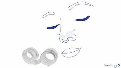 Somnipax breathe nasal dilator against snoring (SomniShop Set)
