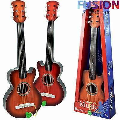Guitar Childrens Childs Kidsacoustic Classic Musical Instrument Toy 6 String