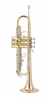 Jean Baptiste TP483LE Trumpet, Lacquer. Delivery is Free