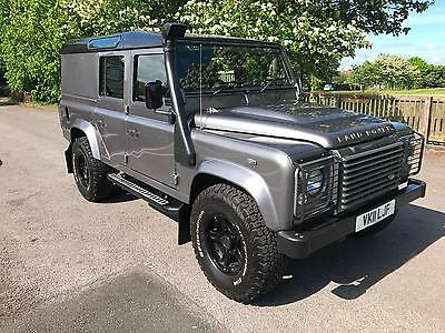 Land Rover 110 Defender 2.4TDi Utility XS