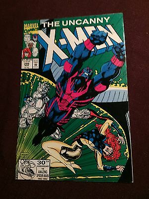 Marvel Comic 1992 The Uncanny X-Men Issue 286 March