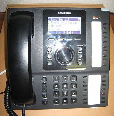 Samsung OfficeServ SMT-i5220 Internet Phone PoE With Stand & Power Supply