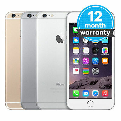 Apple iPhone 6 PLUS/6/5S Factory Unlocked Smartphone Gold,Silver,Gray Sprint HGK