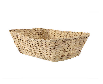 Rustic Basket Woven Storage Organizer Home Office Toys Stationery Holder Natural