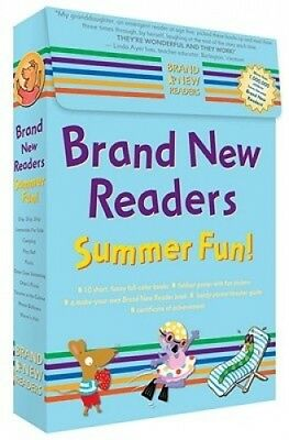 Brand New Readers: Summer Fun! by Candlewick Press.