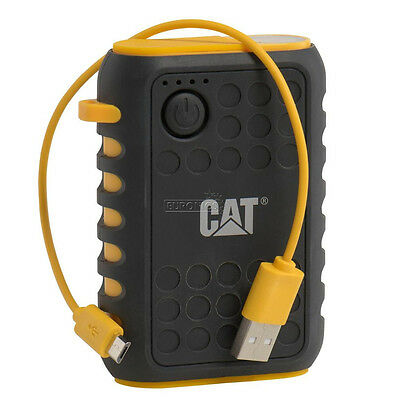 CAT Rugged Active Urban IP65 10,000 mAH Powerbank