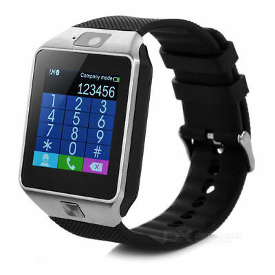 2018 DZ09 Bluetooth Smart Watch Phone + Camera SIM SLOT For Android IOS Phones