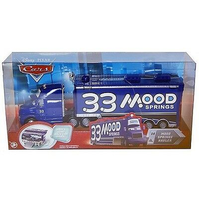 Cars Hauler Mood Springs. Shipping Included