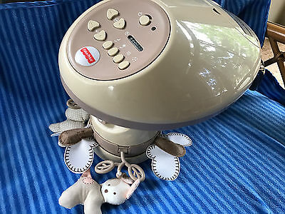 Fisher Price My Little Snugapuppy Cradle Swing Motor Head Replacement Part