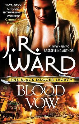 Blood Vow by J. R. Ward (Paperback, 2017)