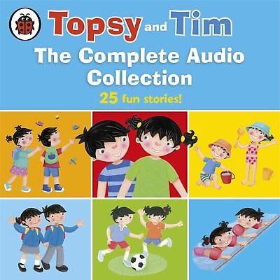 Topsy and Tim: The Complete Audio Collection by Gareth Adamson, Jean Adamson...