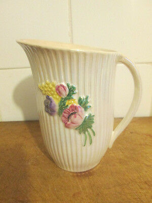 vintage maling milk jug with the famous lustre finish