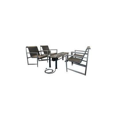 NEW Bond 65798 Trapani 5pc Fire Chat Set