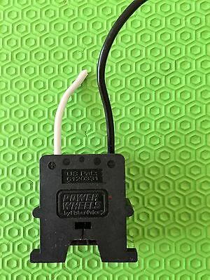 Power Wheels Parts Fisher Price Ride on 12 volt battery side connector adapter