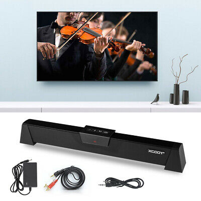 "32 ""Slim TV Sound Box Sound Bar Bluetooth Soundbar Heimkino Musik Lautsprecher"
