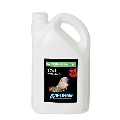 AVIFORM ULTIMATE 11 in 1 New Formula Complete Supplement for Racing Pigeon 2.5l