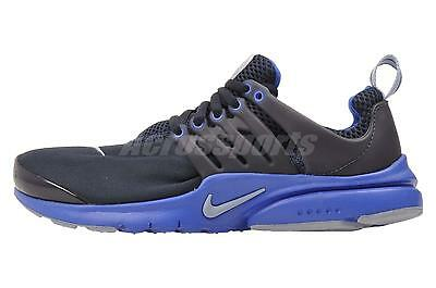 Nike Presto (GS) Kids Womens Running Casual Shoes Obsidian Blue 833875-400