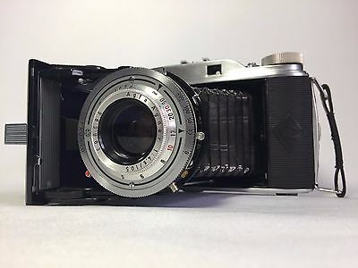 AGFA Billy Record 1 Folding Camera - Great Condition