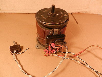powerstat 7.5A variable autotransformer 0-100V