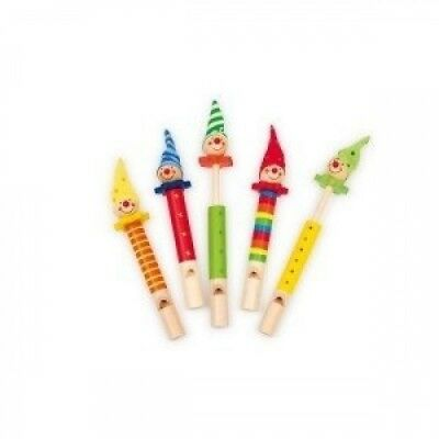 "Flutes ""Clown"" (set of 5). HSL. Free Delivery"