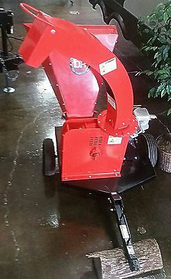 Used Briggs and Stratton 1650 Series Wood Chipper C450e-chp